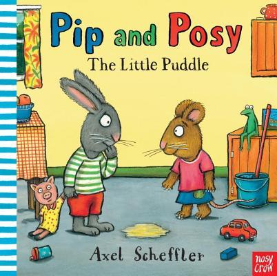 The Little Puddle By Nosy Crow (COR)/ Scheffler, Axel (ILT)