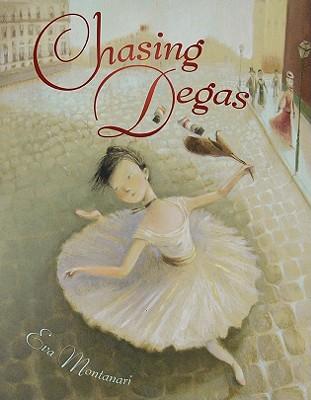 Chasing Degas By Montanari, Eva
